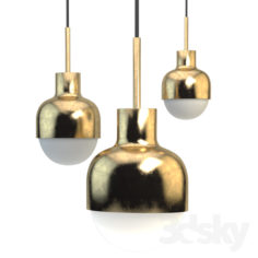 Hanging lamp POD                                      3D Model