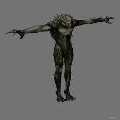 Hunter 3D Model