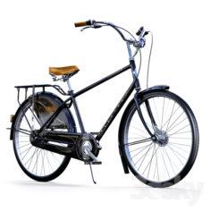 Electra Amsterdam Classic 3i                                      3D Model