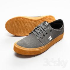 DC Shoes                                      3D Model