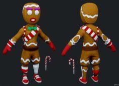 Merry Munchkin 3D Model