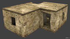 Ruins 2 3D Model