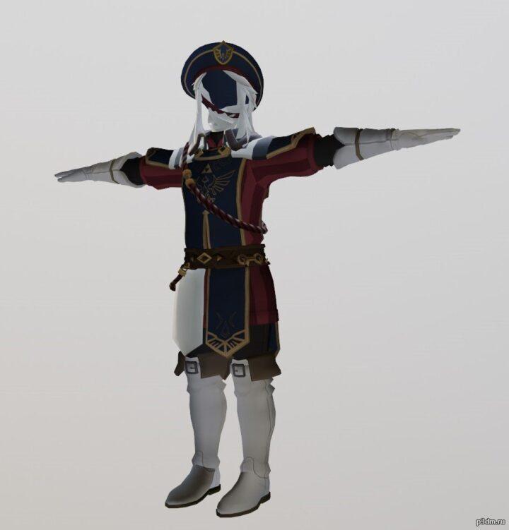Armor 179 3D Model