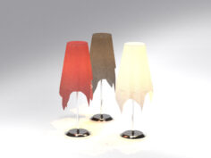Home Lamp 5 Free 3D Model