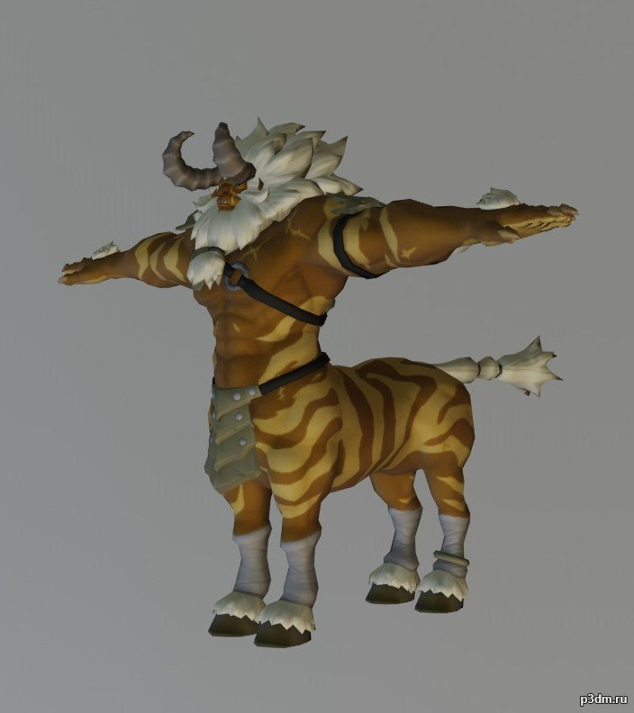 Lynel Gold 3D Model