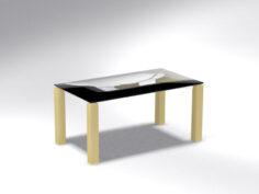 Table 1 Free 3D Model