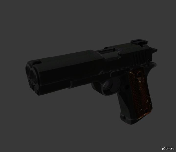AF 2001-A1 3D Model