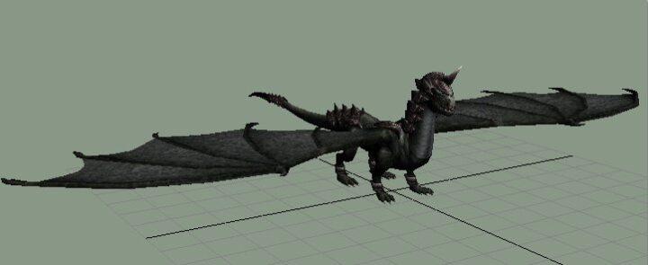 Drogoth 3D Model
