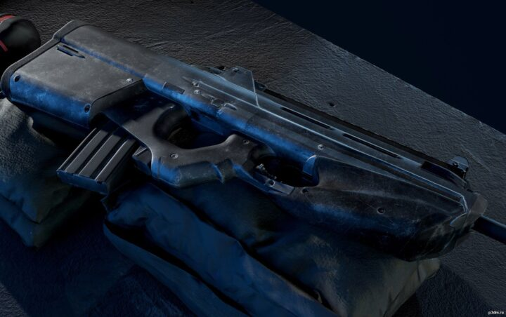 FN 2000 3D Model