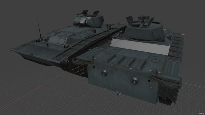 LVTa-4 MP 3D Model