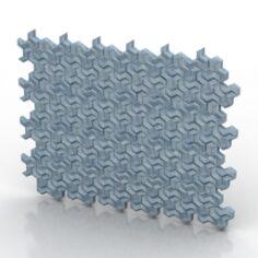 Panel 3D Model