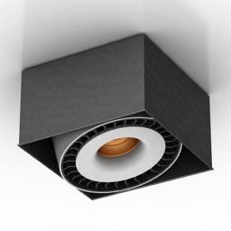 Luster 3D Model
