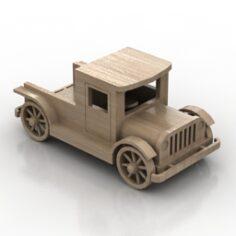 Toy 3D Model