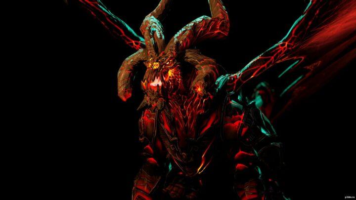 Abaddon- Darksiders III 3D Model