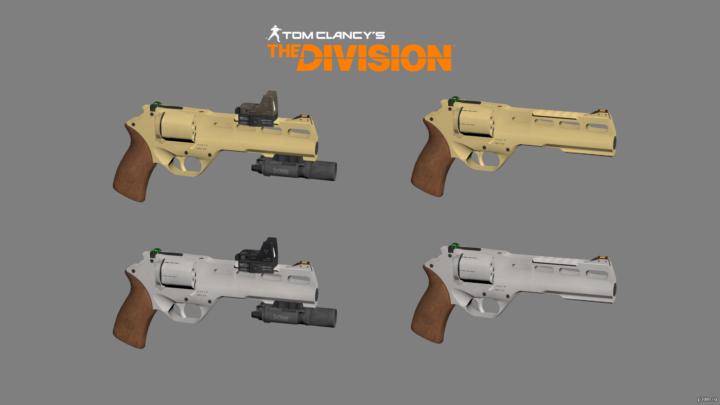 Golden Rhino & Rhino Special 3D Model