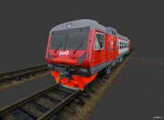 "РР–Р"" РР""4Рњ-0431 3D Model"