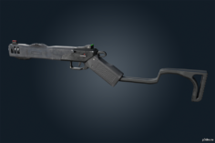 GONNE-6 – Rainbow Six Siege 3D Model