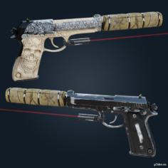 PRB92 Luison – Rainbow Six Siege 3D Model