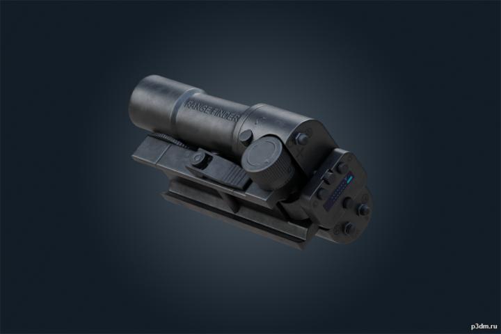Range Finder – Ghost Recon Breakpoint 3D Model