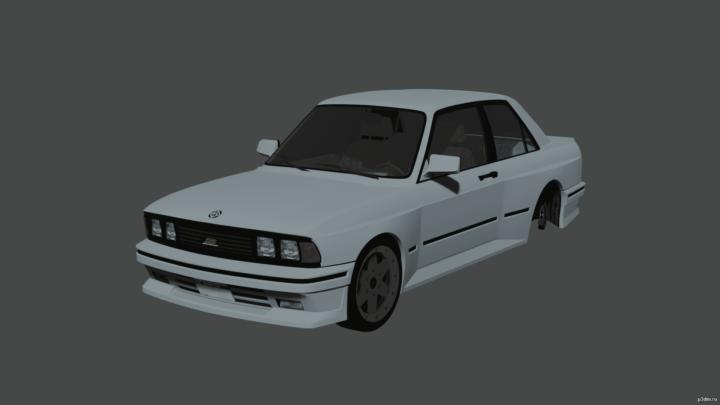 Sentinel 3 (sentinel classic) 3D Model