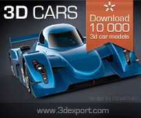 Download 3D Cars Models on 3DExport.com